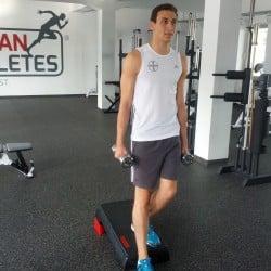 SchmieDer Trainer - Athleten Karim Lotfy - Dein Personal Training in Köln | SchmieDer Trainer | Personal Trainer
