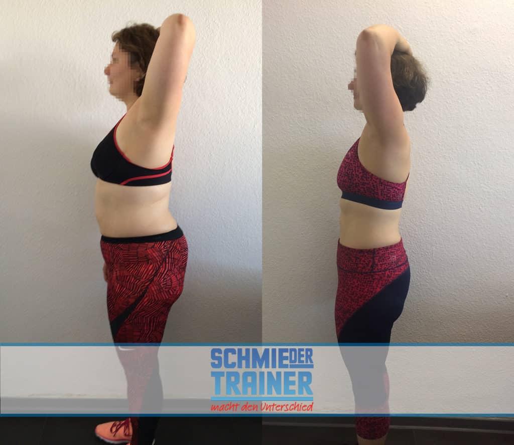 Before & After Programm - Das Trainingsprogramm mit strukturiertem Coaching durch deinen Personal Trainer, funktionierenden Trainingsplänen und individueller Ernährungsberatung